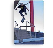360 Flip Canvas Print