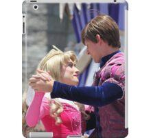 Princess Aurora and Prince Phillip iPad Case/Skin