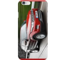 From sketchpad to reality - Range Rover Evoque iPhone Case/Skin
