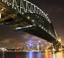 The Winner Is Sydney by Glenn Roebuck