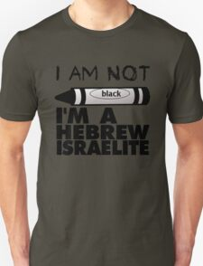 NOT BLACK WHT T-Shirt
