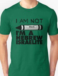 NOT BLACK WHT T-Shirt