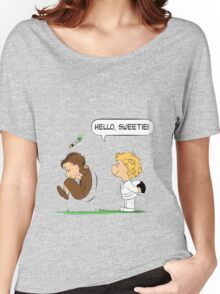 Hello, Sweetie Women's Relaxed Fit T-Shirt