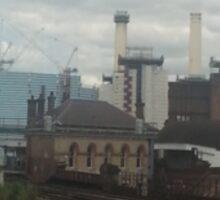 Battersea Power Station Sticker
