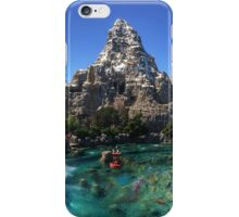 Matterhorn Towers Over Submarine Lagoon Panorama iPhone Case/Skin