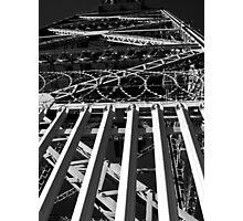 tower crane  Photographic Print