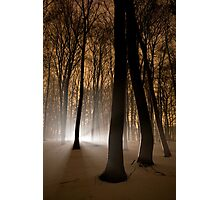 Mysterious Light Photographic Print