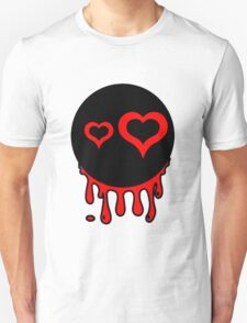 Funny cartoon bleeding head T-Shirt