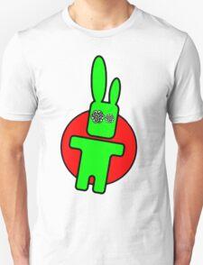 Funny cartoon bunny T-Shirt