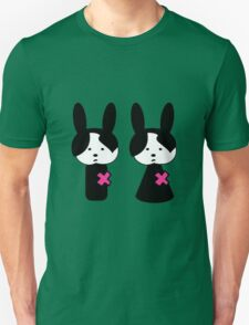 Emo boy and girl Unisex T-Shirt