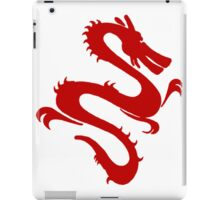 Asian Dragon, Design iPad Case/Skin