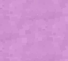 Violet Tulle Square Pixel Coor Accent by SaraValor