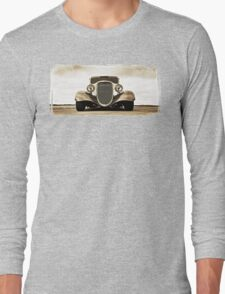 1933 Ford Coupe Lomo © Long Sleeve T-Shirt