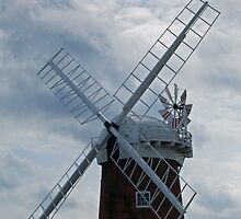 Horsey Windpump, Norfolk by johnny2sheds