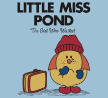 Little Miss Pond Baby Tee