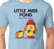 Little Miss Pond Unisex T-Shirt