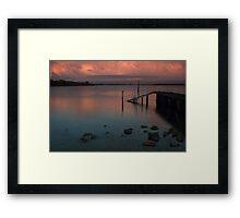 Crookhaven #1 Framed Print