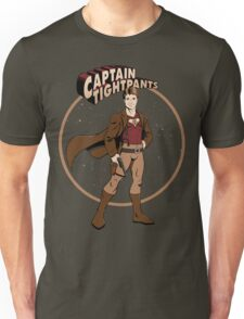Captain Tightpants Unisex T-Shirt