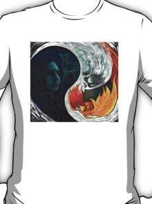 Snape Dumbledore YIN-YANG T-Shirt