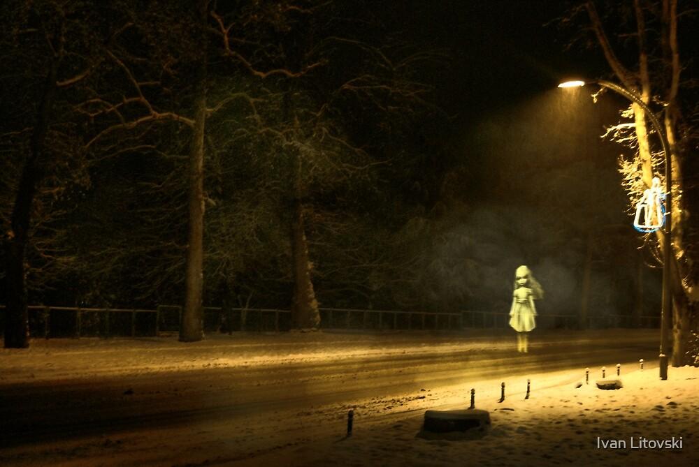 loneliness by Ivan Litovski