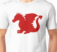 Baby Red Dragon Unisex T-Shirt