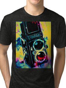 Rollei fan 2 Tri-blend T-Shirt