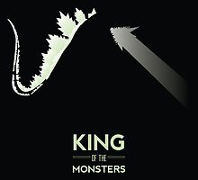 King of the Monsters by Dorothy Timmer
