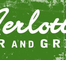 Merlotte's Bar and Grill Sticker