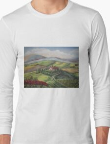 TOSCANO VIEW Long Sleeve T-Shirt