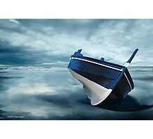 The Solitude of the Sea 2 Photographic Print