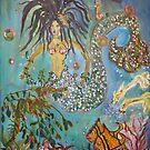 Mermaid for Rosebella by eoconnor