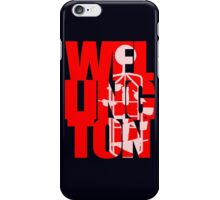 Wellington (Bucket Fountain) iPhone Case/Skin