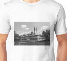 Mark Twain Riverboat  Unisex T-Shirt