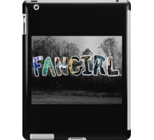 Fangirl. iPad Case/Skin