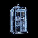 Get to the Tardis! by geekchicprints