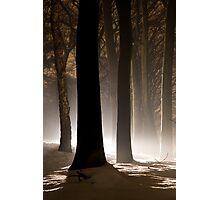Mysterious Light III Photographic Print