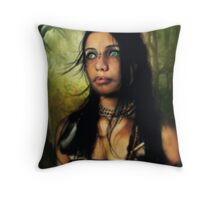 The Native Throw Pillow