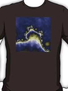 Mount Thadeus at Midnight T-Shirt