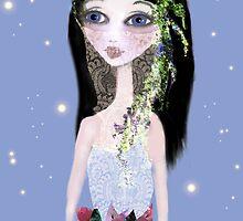 The Melancholic Bride by Helena Wilsen - Saunders