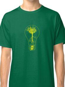 The Lightbulb Grows Classic T-Shirt