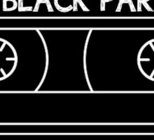The Black Parade cassette tape Sticker