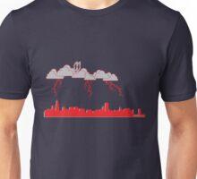 Lightning Strikes Unisex T-Shirt