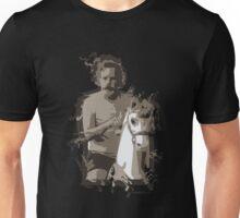 Bob Weir on a Horse Unisex T-Shirt