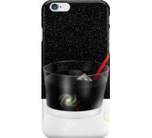 Galaxy in a glass  iPhone Case/Skin