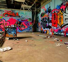 Graffiti High by Malcolm Katon
