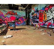 Graffiti High Photographic Print