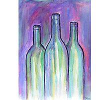 Bring The Wine Photographic Print