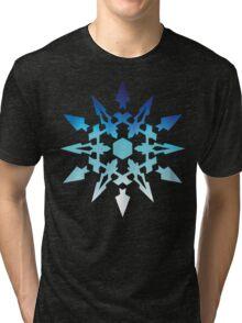 Aurora Weiss Logo Tri-blend T-Shirt