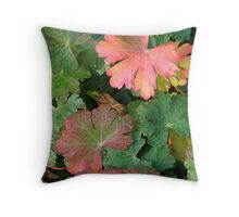 Dew Drops 1 Throw Pillow