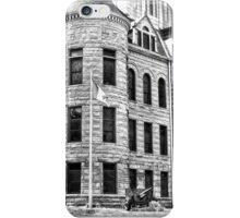 The Courthouse iPhone Case/Skin